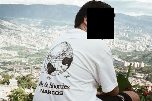 Netflix's 'Narcos' Teams Up With 40s & Shorties on New Collection