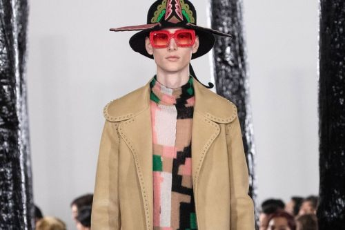 LOEWE Juxtaposes Texture & Form in Opulent FW20 Collection