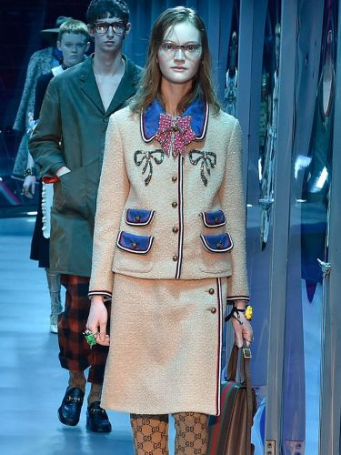 Watch the Gucci Spring 2018 Show Live