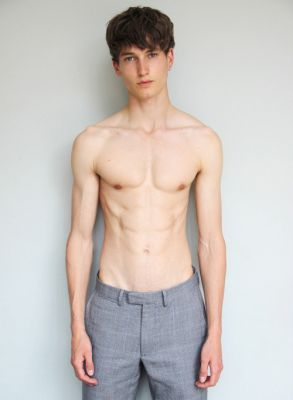 Christos: Frederik Ruegger at View Model Management