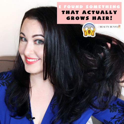 I Found a Supplement That Really Does Grow Hair!