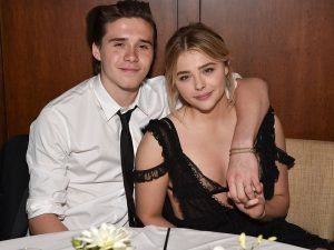 Chloë Grace Moretz And Brooklyn Beckham Are Planning Thanksgiving Together And It's Adorable
