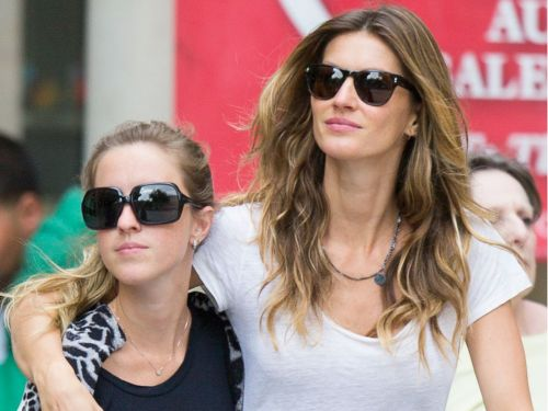 Gisele Bündchen's Sister Just Got Married in a Pretty Backless Dress