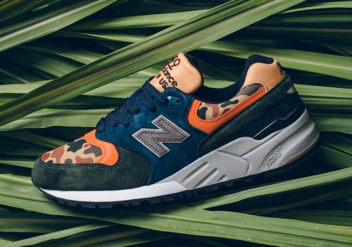 """Duck Camo"" Dresses the Latest New Balance 999 Iteration"