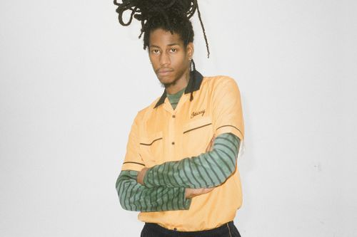 Stüssy Continues Its Exploration of Prints in Fall 2018 Lookbook