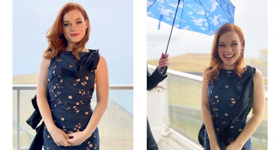 Getting Ready with Golden Globe Nominee Jane Levy