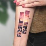 37 Examples of the Hypercolor Realism Tattoo Trend That Are All True Masterpieces