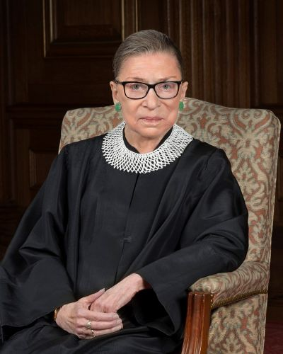 The precise power of Ruth Bader Ginsburg, in her own words