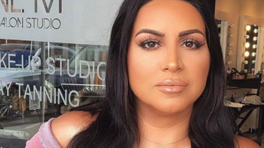 'Shahs of Sunset' Star MJ May Have Gotten a Liquid Nose Job Before Her Wedding