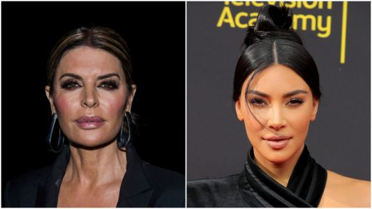 'RHOBH' Star Lisa Rinna Dancing in Kim Kardashian's SKIMS Is a Big, Big Mood