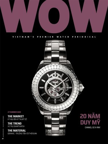 On Newsstands: WOW Vietnam Summer 7 The Aesthetic of Time