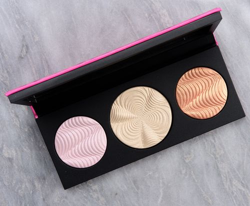 MAC Step Bright Up Extra Dimension Skinfinish Trio Review & Swatches