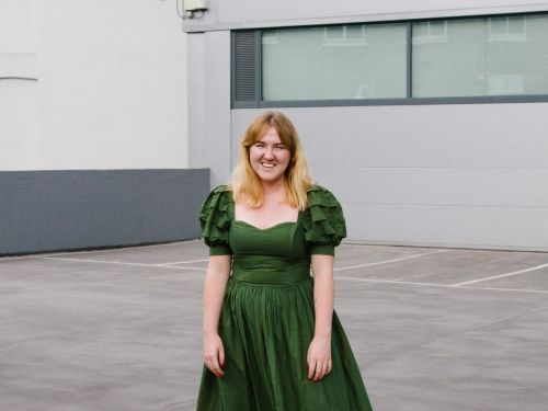 I Can't Get Enough Of Vintage Laura Ashley Dresses
