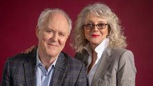 John Lithgow And Blythe Danner, Friends Till The End Of The World