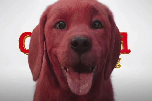 'Clifford the Big Red Dog' returns in CGI form in horrifying new trailer