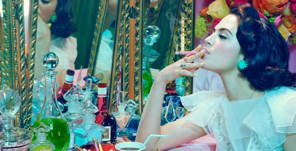 Step inside Miles Aldridge and Todd Hido's Suburban Utopia
