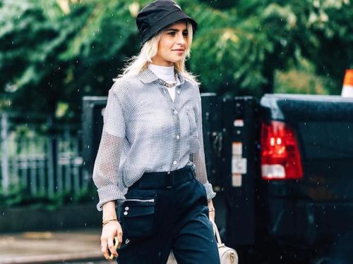 Yes, You Can Wear Sheer Shirts for Winter-Shop Our Favorites