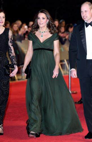 Olivia Munn Defends Kate Middleton Amid Backlash Over BAFTAs Green Dress