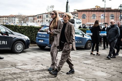 The Five Biggest Trends from Pitti Uomo Fall/Winter 2018