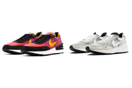 Nike Shows Versatility of Its Waffle One With Three New Colorways