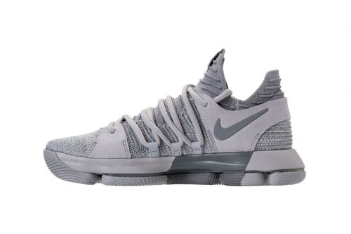 "The Nike KD 10 Gets a ""Wolf Gray"" Rework"