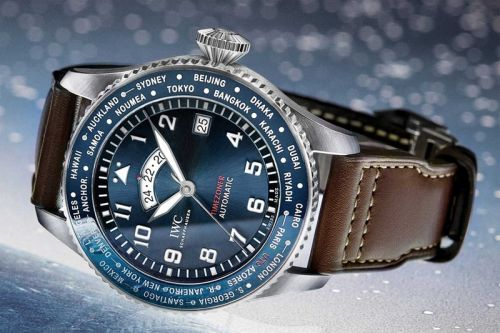 "IWC Schaffhausen Adds the Timezoner to Its ""Le Petit Prince"" Lineup"