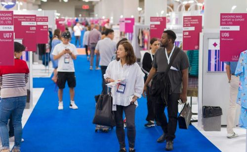 Texworld USA Returns with a Spotlight on Sustainable Practices for the Summer 2019 Edition
