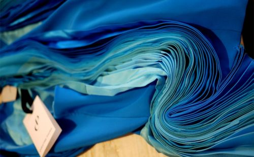 Haute Couture and know-how : The pleats of Atelier Lognon