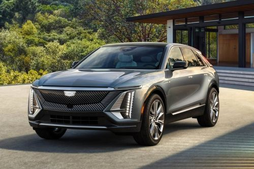 Cadillac Unveils the Production Model of Its 340-Horsepower Lyriq EV
