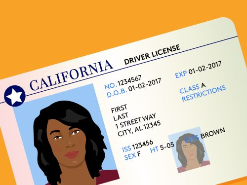 10 Beauty Secrets For Getting The Perfect Driver's License Photo