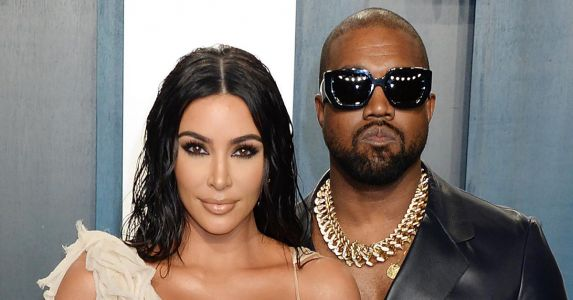 Kim Kardashian's Friends Say She Never Mentioned A Divorce From Kanye West