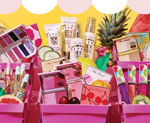 Too Faced Tutti Frutti Collection Release Date + Photos