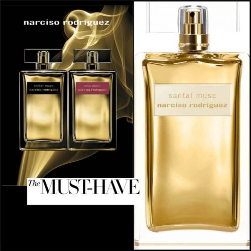 Narciso Rodriguez Oriental Musc Editions
