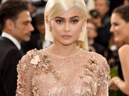 Kylie Jenner's New Makeup Collection Is Dedicated To A Special Someone