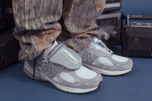 """Here's a Full Look at the ULTRAOLIVE x New Balance """"ULTRA990"""""""