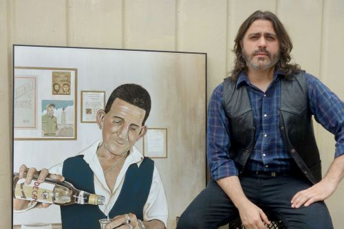 This artist trekked through Cuba looking for his abuelo's paintings