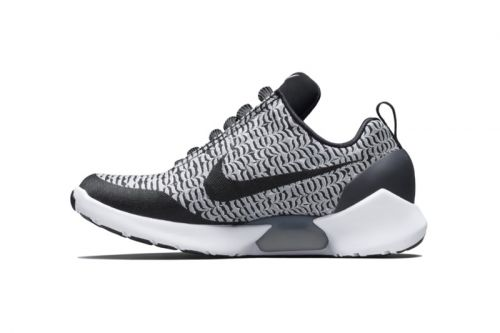 An Official Look at the Nike Hyperadapt 1.0 in Silver & Black