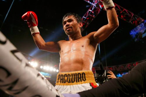 Manny Pacquiao vs. Adrien Broner Fight in Final Planning Stages