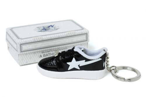 BAPE Goes Miniature With New BAPE STA Keychains
