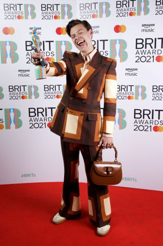 No One Played It Safe On This Year's BRIT Awards Red Carpet