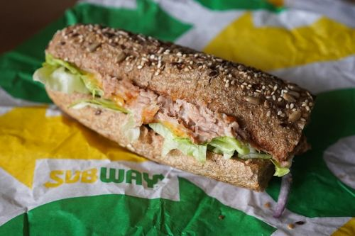 Subway Claims Lab DNA Test of Tuna Sub Is Not Reliable