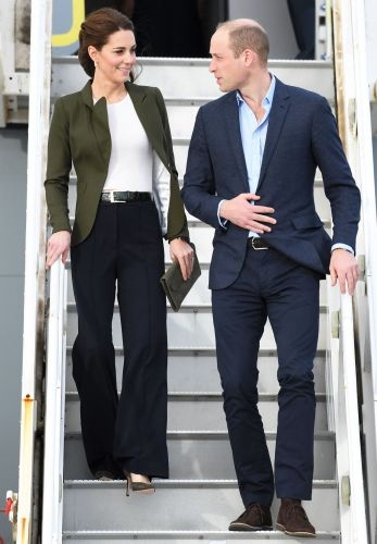 Kate Middleton Just Tried Victoria Beckham's Go-To Outfit Formula