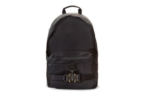 1017 ALYX 9SM Drops Blacked Out Tricon Backpack
