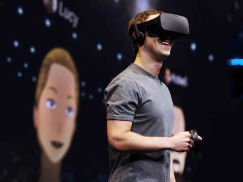 Facebook is on a hiring spree to take up space in the metaverse