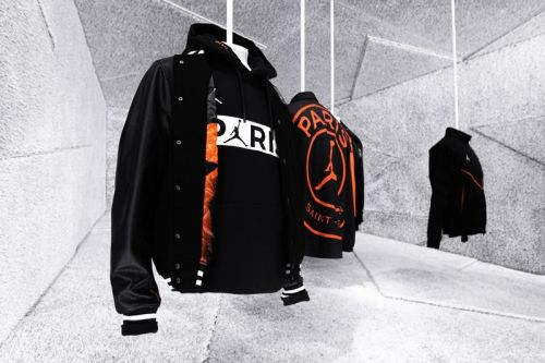 A Look at the Full Paris Saint-Germain x Jordan Collection