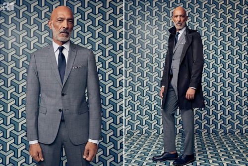 Summit Meeting: Lono Brazil Makes a Sartorial Proposal for Simons