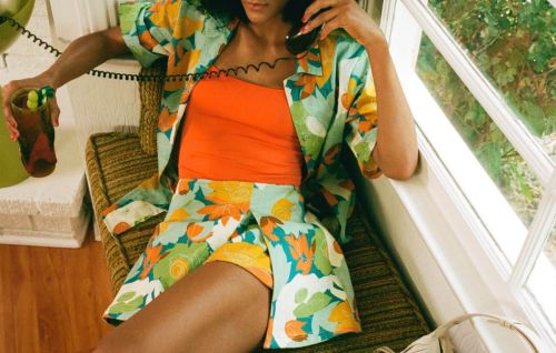Fully Embrace the Return of '90s Fashion With a Summer Skort