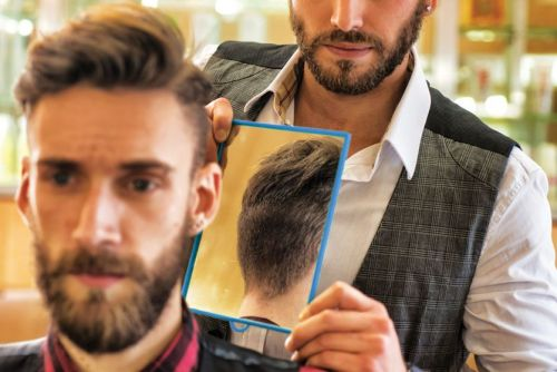 Elevate the Hair Service by Using a Razor to Clean the Neckline