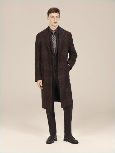 Canali Crafts Sartorial Classics for Fall '18 Collection