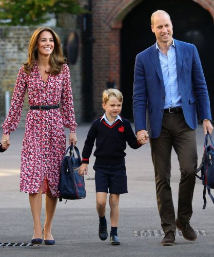 Prince George & Princess Charlotte's School Is Having A Coronavirus Scare